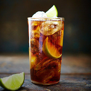 Cuba Libre on Fill Up Food