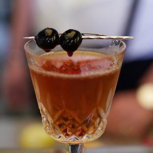 Manhattan cocktail – step by step
