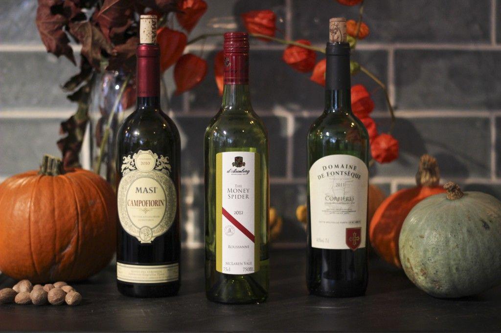 autumn wines