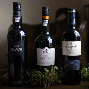 Perfect Christmas wines for the ones you love