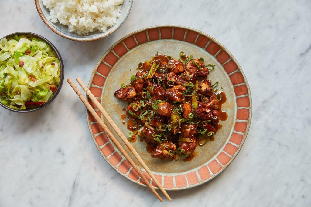 Lunar new year - General Tso's chicken recipe