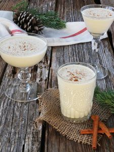 The best eggnog in the world