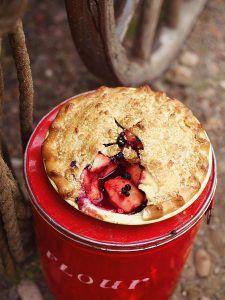 Appleberry pie