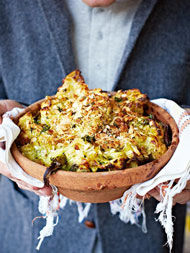 The best cauliflower & broccoli cheese