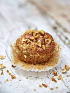 Dairy-free apple muffins