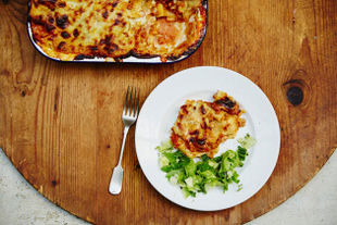 How to layer the perfect lasagne