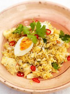 Rescue me kedgeree