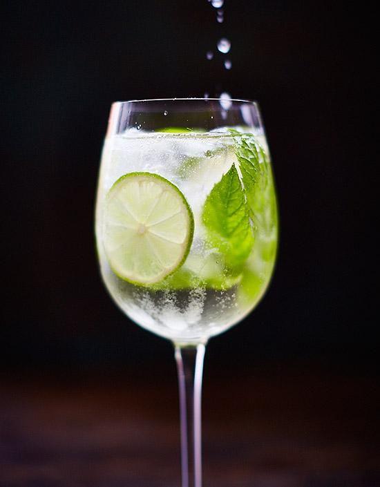 Martini royale