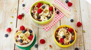 Breakfast on the go: Jools Oliver