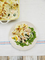 Jools' fish pie