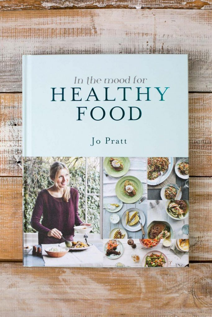 In the Mood for Healthy Food by Jo Pratt