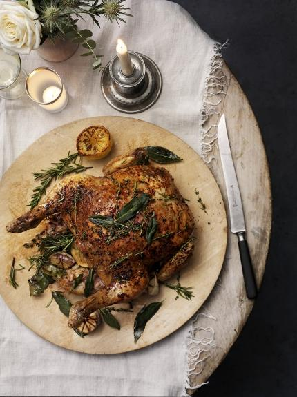 Ultimate roast chicken