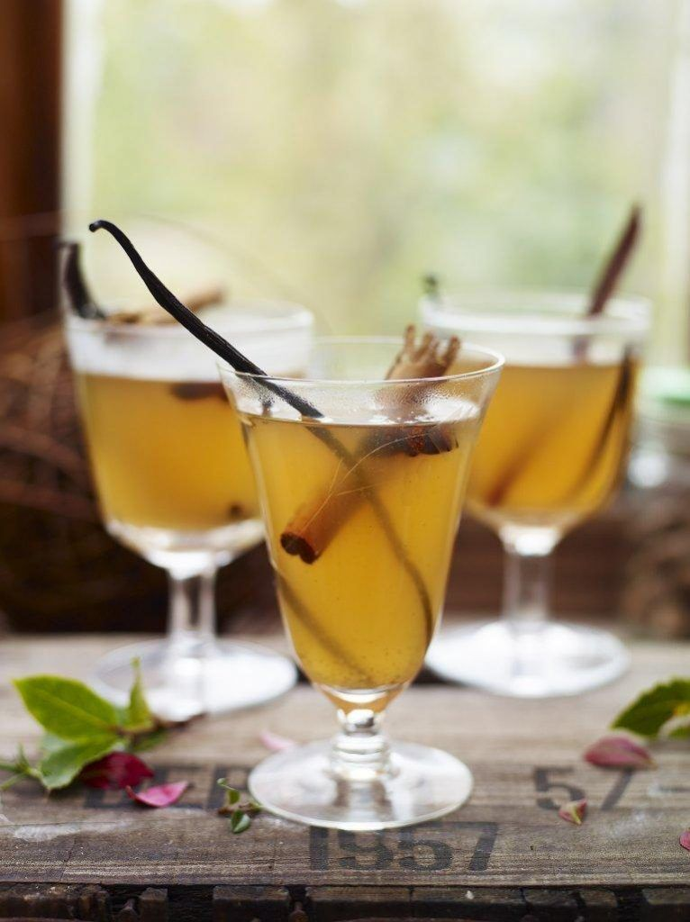 Ultimate mulled cider