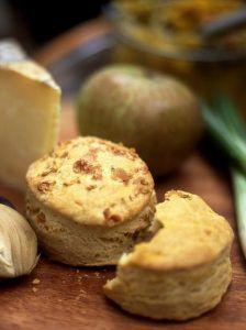 Savoury scones