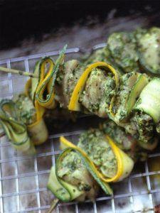 The best marinated chicken kebabs