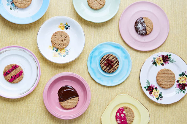 How To Make Digestive Biscuits Features Jamie Oliver