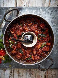 Hot & smoky vindaloo
