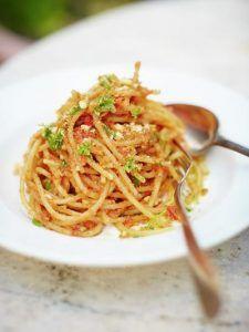 Spaghetti atterrati