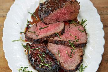 The ultimate steak marinade