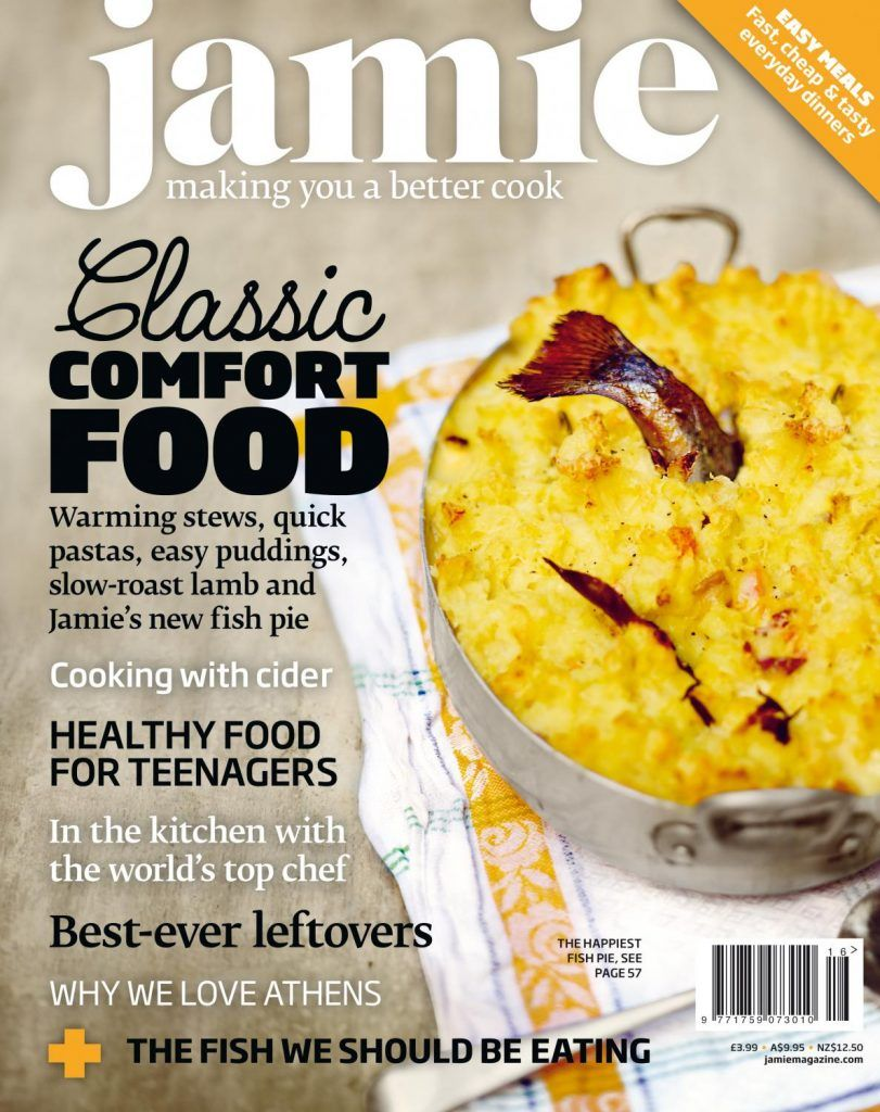 Recipe from Jamie magazine
