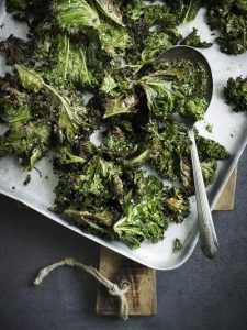 SPRINKLE ON KALE