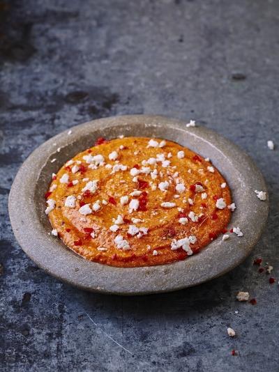 Spicy feta & pepper dip