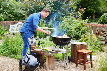 How to cook fish on the BBQ