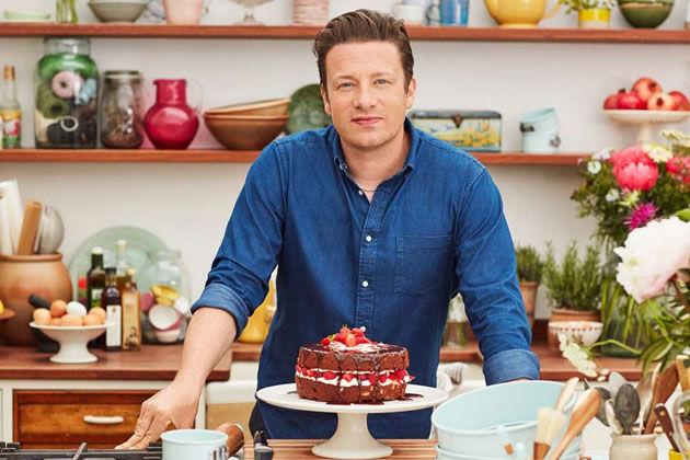 edible gifts - Jamie's chocolate cake recipe