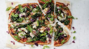 Gluten-free pizza: Anna Jones