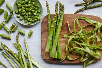 Fantastic asparagus recipes for summer