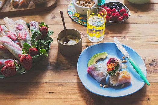 fruit rolls easy recipes