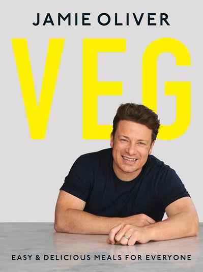 Jamie's Veg book