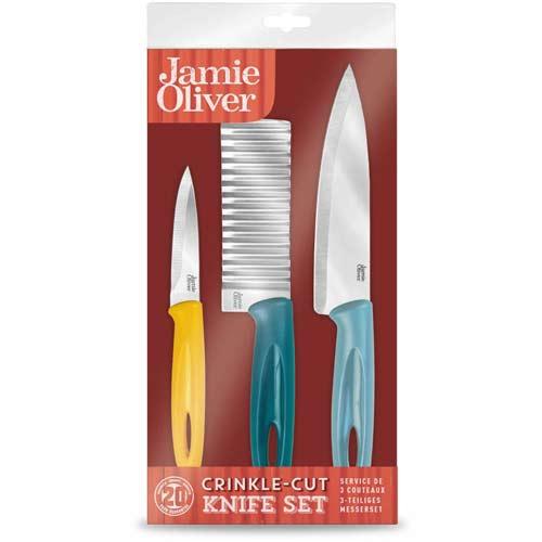 Jamie Oliver knife set