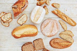 Leftover heroes: Stale bread