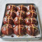Hot cross buns recipes