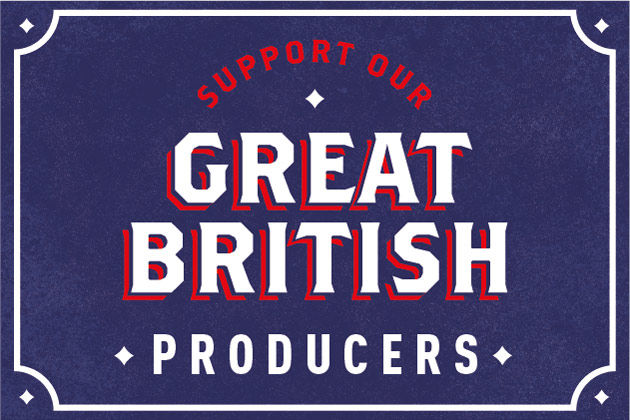 Support our great British producers