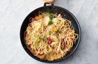 12 super summer pasta recipes