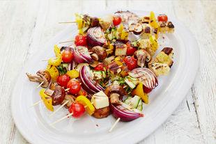 Sensational summer vegetable recipes