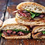 Steak sandwich recipes