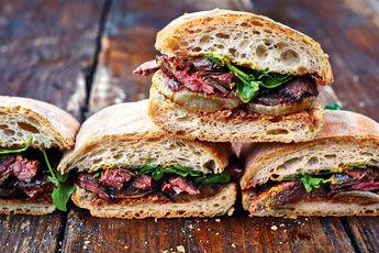 7 sensational sandwich recipes