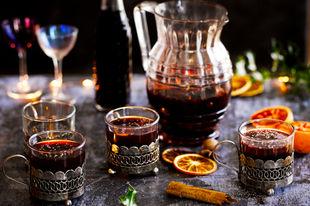 Warming winter drinks to enjoy outside