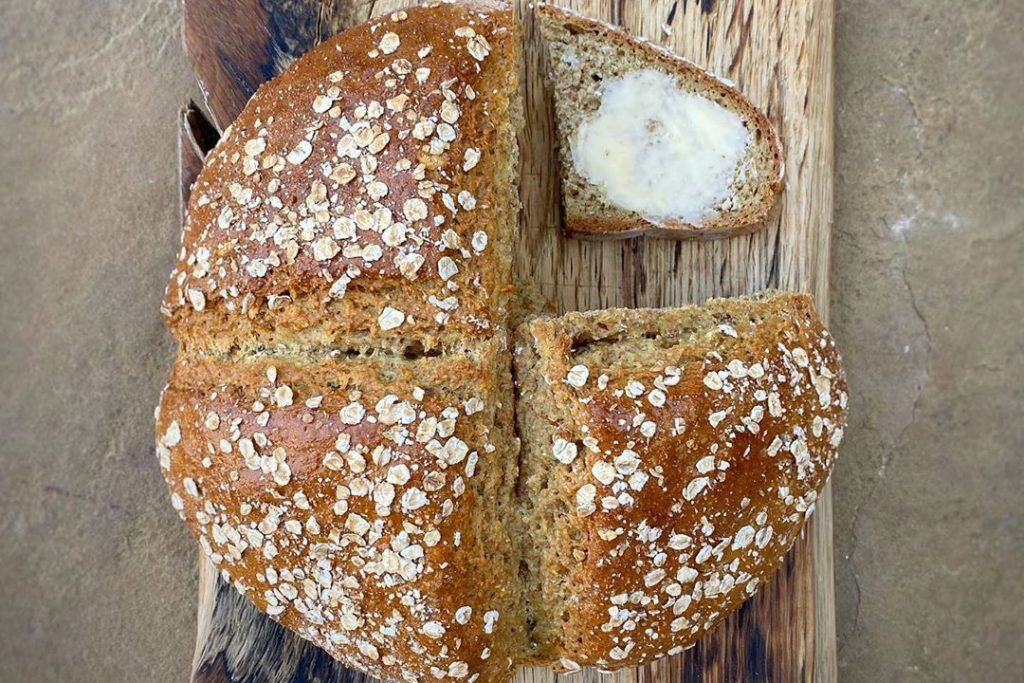 Tin Can Soda Bread Recipe Features Jamie Oliver