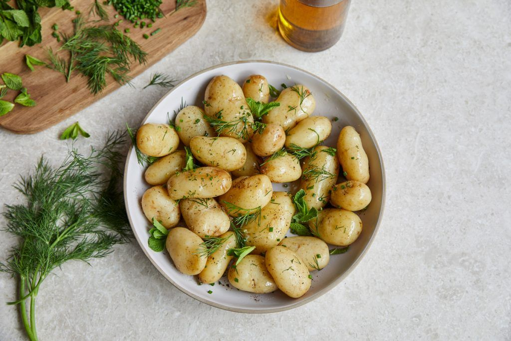 What to make with Jersey Royals   Features   Jamie Oliver