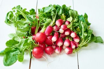 How to eat: radishes