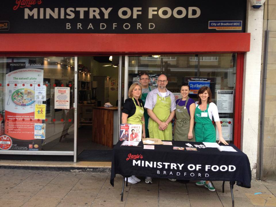 ministry of food rev day