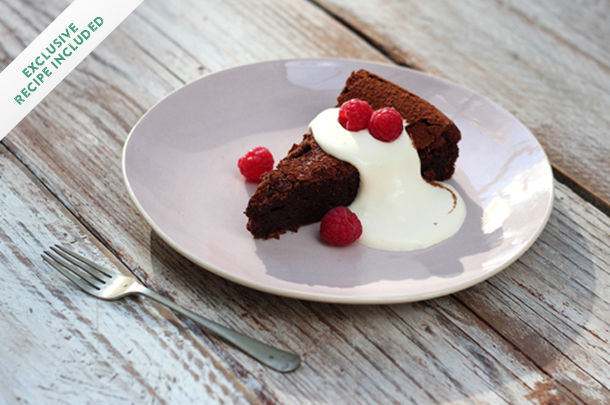 Ultimate Easter Feast Flourless Chocolate Cake Jamie Oliver