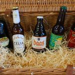 an array of gluten-free beer