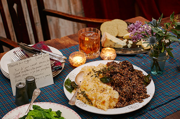 Burns supper: the best thing about January