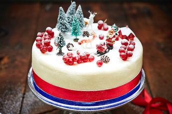 Festive baking tips