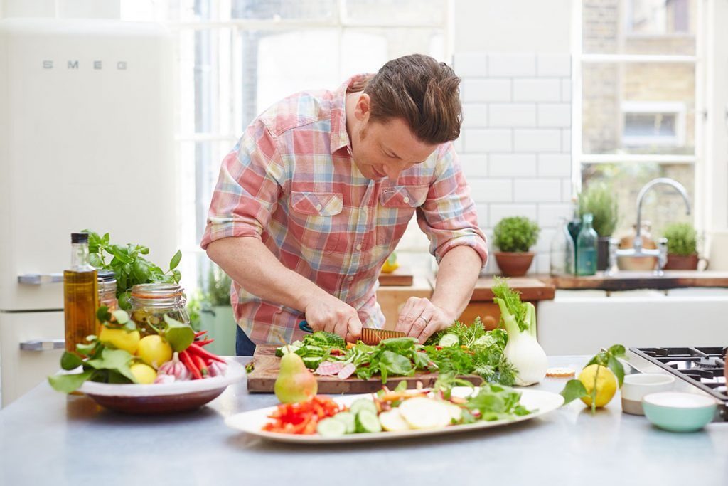 The Best Equipment For Cooking With Kids Features Jamie Oliver
